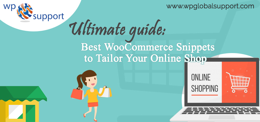 Best WooCommerce Snippets to Tailor Your Online Shop