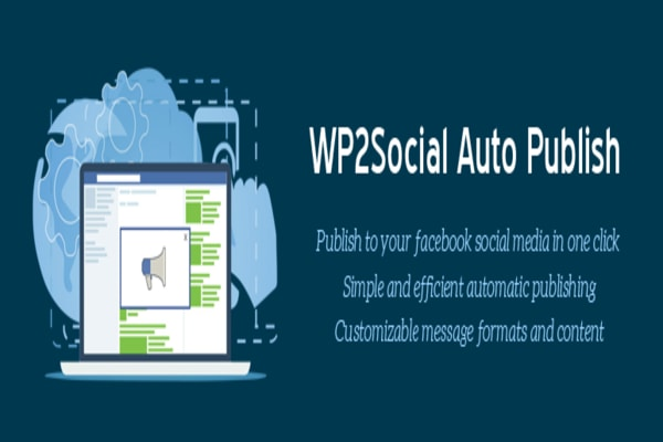 WP2Social Auto Publish WordPress plugin