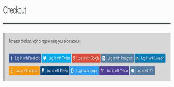 WooCommerce-Social-Login plugin