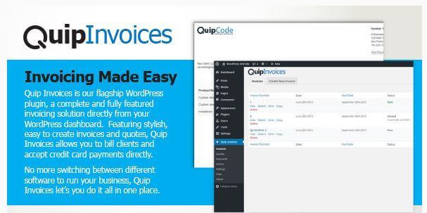 Quip Invoice