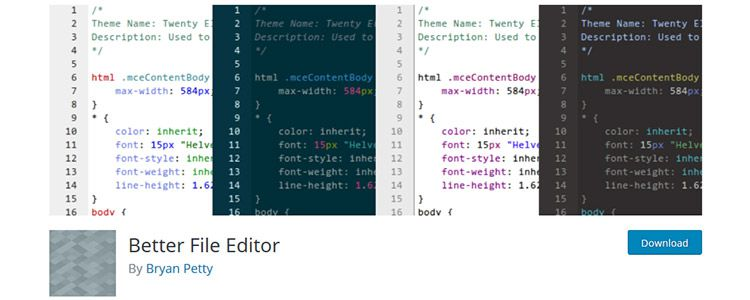 Better File Editor