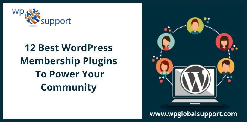 12 Best WordPress Membership Plugins To Power Your Community