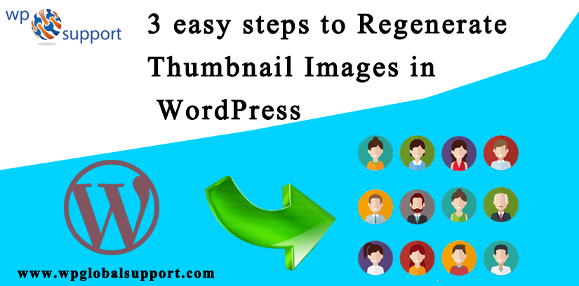 3 easy steps to Regenerate Thumbnail Images in WordPress