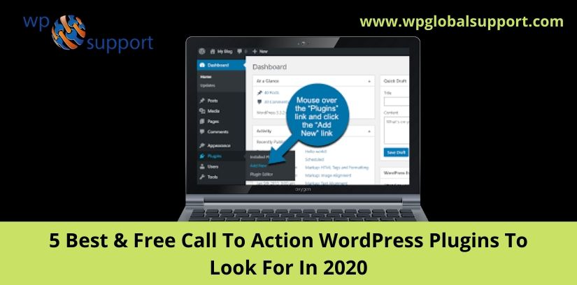 5 Best & Free Call To Action WordPress Plugins To Look For In 2020