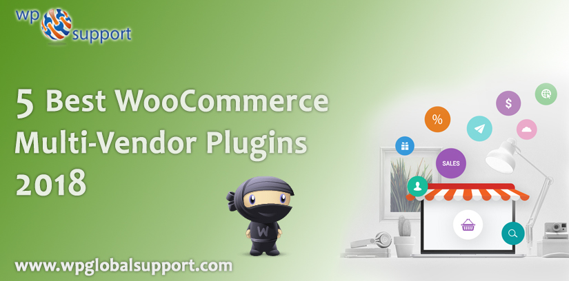 5 Best WooCommerce Multi-Vendor Plugins-2018
