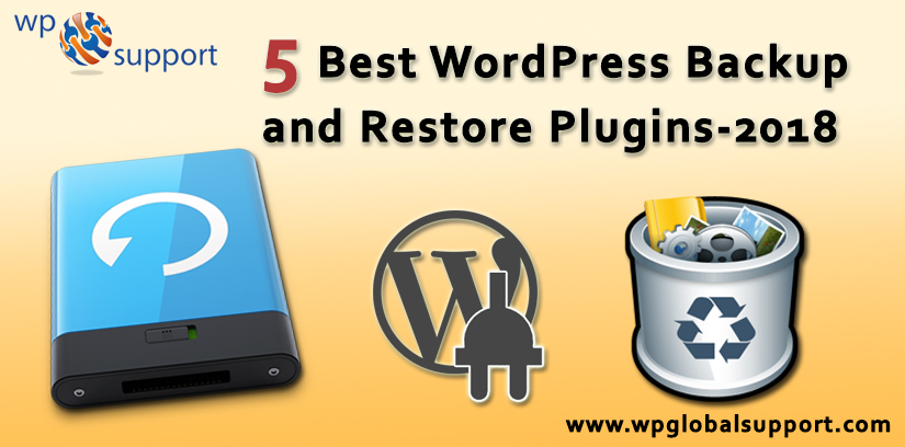 5 Best WordPress Backup and Restore Plugins-2018