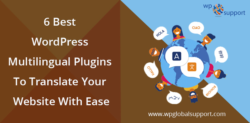 6 Best WordPress Multilingual Plugins To Translate Your Website With Ease