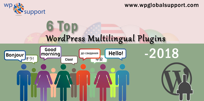 6 Top WordPress Multilingual Plugins-2018