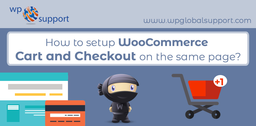 How to setup WooCommerce Cart and Checkout on the same page?