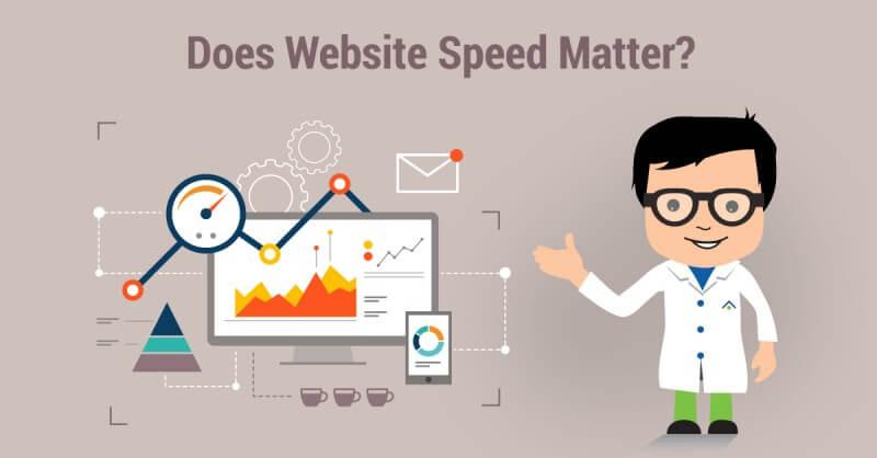 WordPress Website Speed Matters