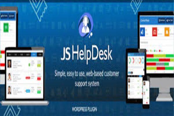 JS Help Desk support Plugin