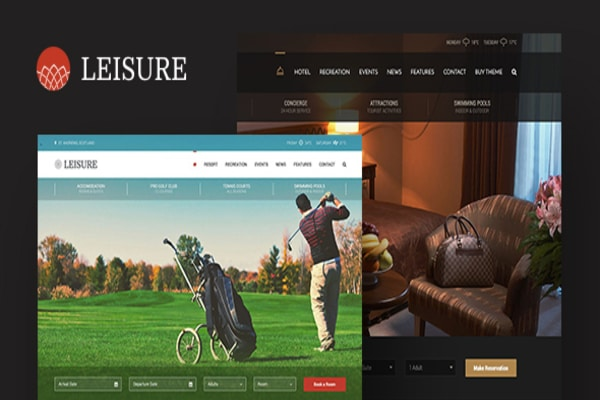 Liesure Hotel theme