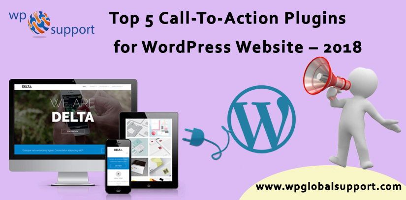 Top 5 Call To Action Plugins for WordPress Website - 2018