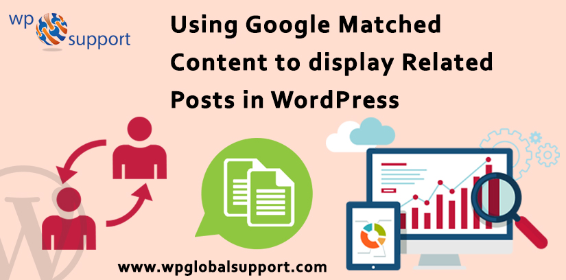 Using Google Matched Content to display Related Posts in WordPress