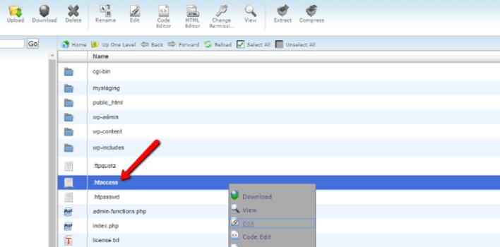 add 301 redirects to wordpress