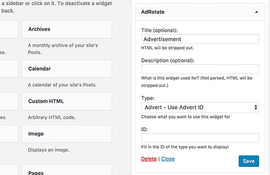 Manage WordPress Ads with AdRotate Plugin