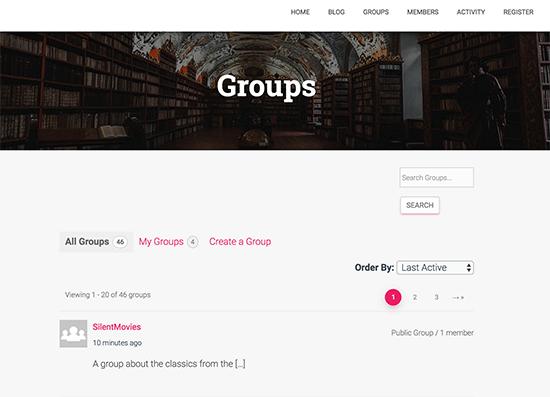 groupsdirectory