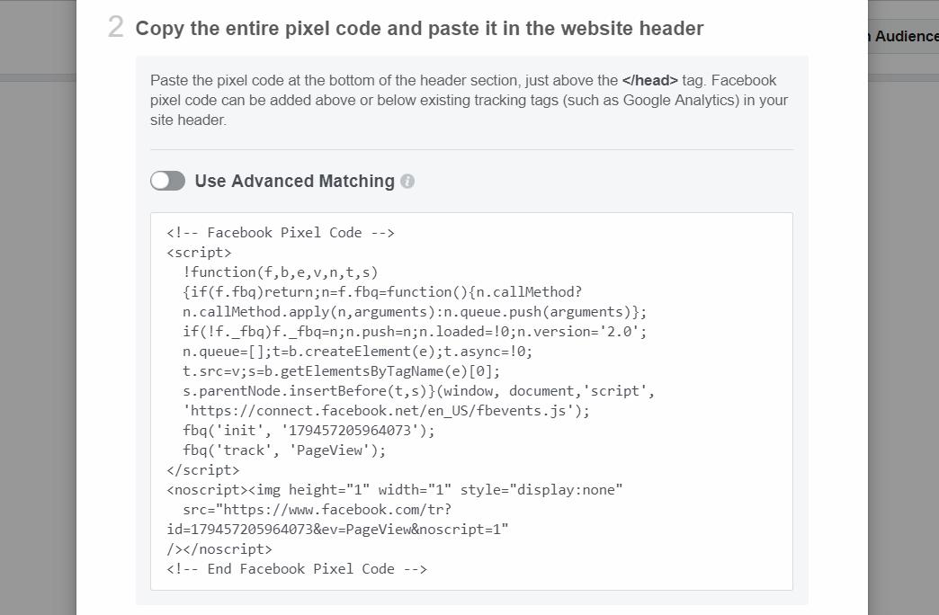 installing-facebook-pixel-code