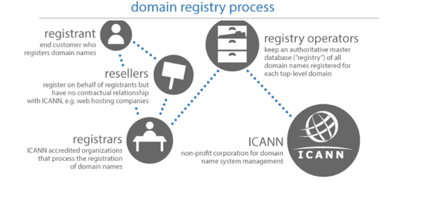 domain registry process