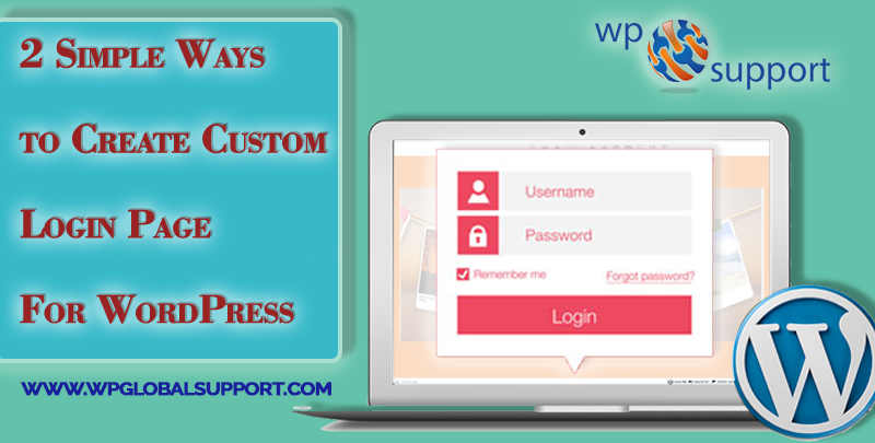 2-Simple-Ways-to-Create-Custom-Login-Page-For-WordPress