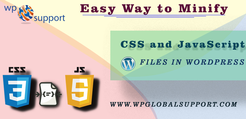 Easy Way to Minify CSS and JavaScript Files in WordPress