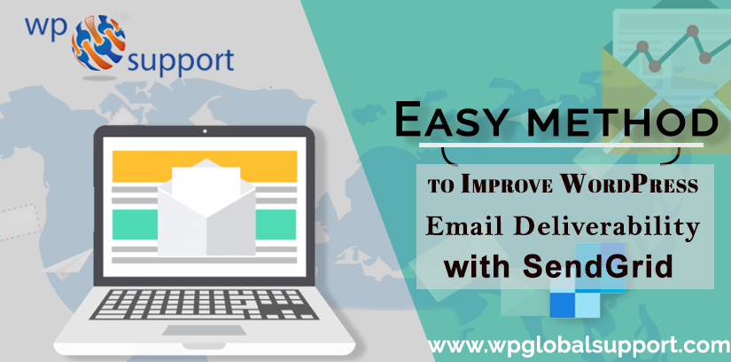 Easy method to Improve WordPress Email Deliverability with SendGrid