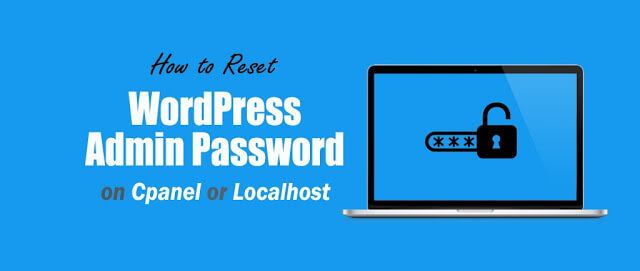 WordPress Admin Password on Localhost