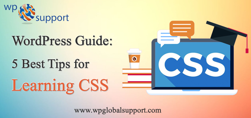 WordPress Guide: 5 Best Tips for Learning CSS
