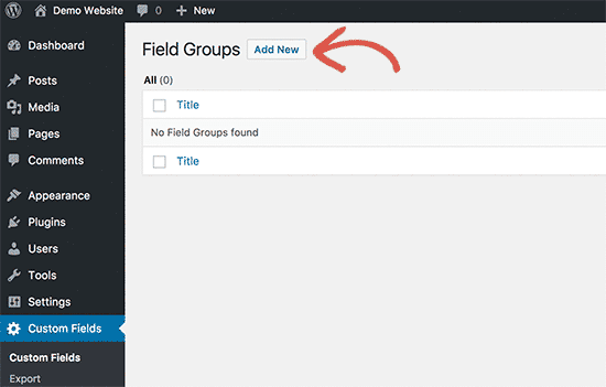 How to add custom meta field in WordPress