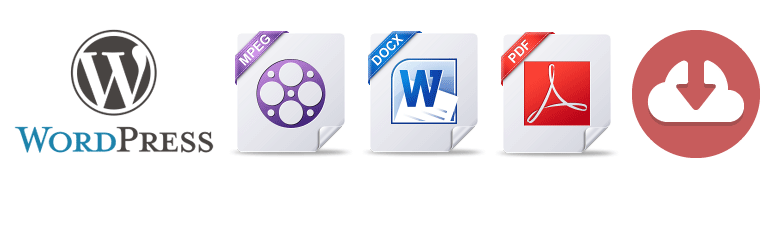 Easy Media Download wordpress plugin