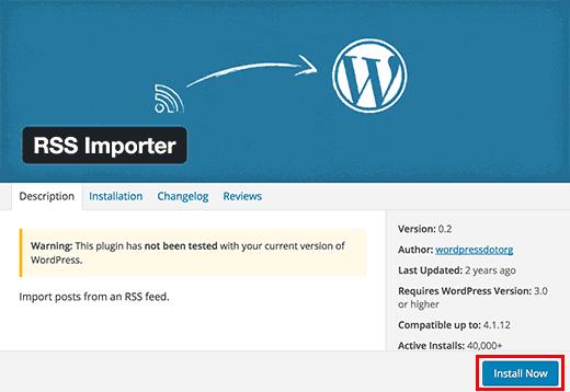 Medium to WordPress