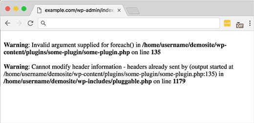 Fix Pluggable.php File Error in WordPress