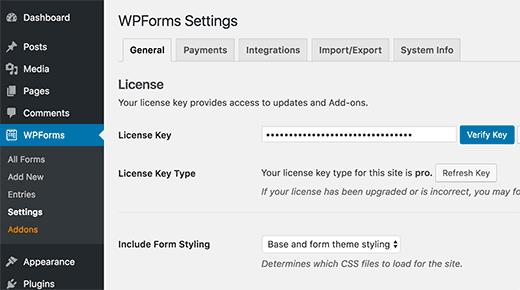 wpforms-license