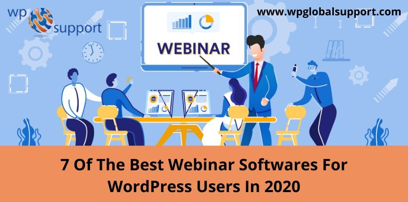 7 Of The Best Webinar Softwares For WordPress Users In 2020