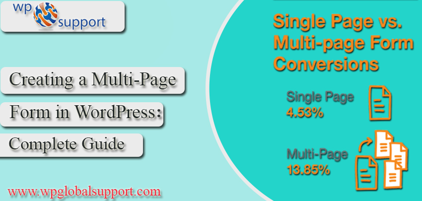 How to Create a Multi-Page Form in WordPress