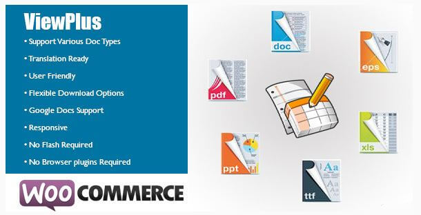 Doc Plus – WooCommerce Doc Viewer