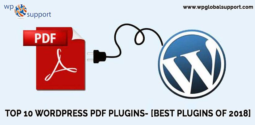 wordpress link to a pdf file