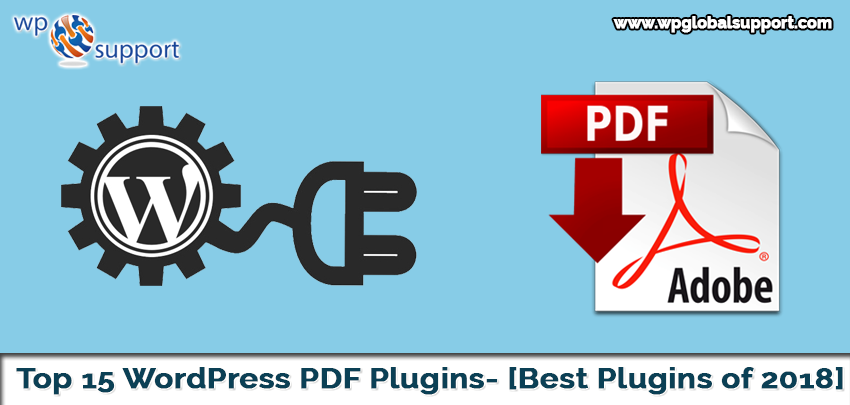 15 Best WordPress PDF Plugins - [Best Plugins of 2018]