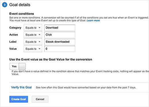 Add Google Analytics Event Tracking in WordPress