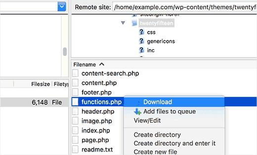 Admin User in WordPress using FTP