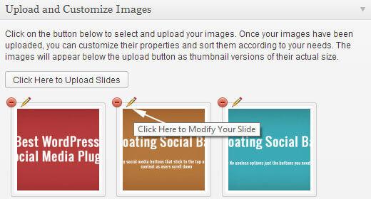 Responsive slider with soliloquy plugin in WordPress