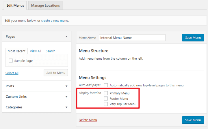 WordPress Navigation Menu: Tips And Tricks To Customize It