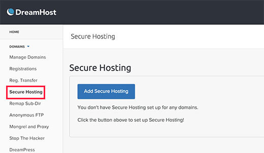 securehosting