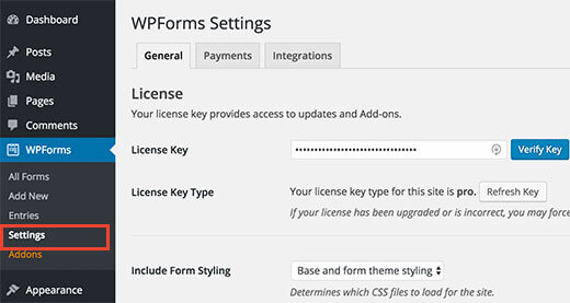 Multi-Page Form in WordPress