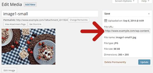 Add an Image Using The Image Widget in WordPress 7