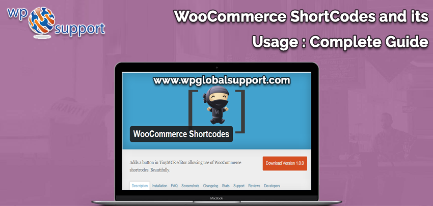 WooCommerce ShortCodes And Their Usage - An Actionable Guide