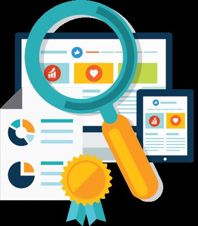 Site audit icon