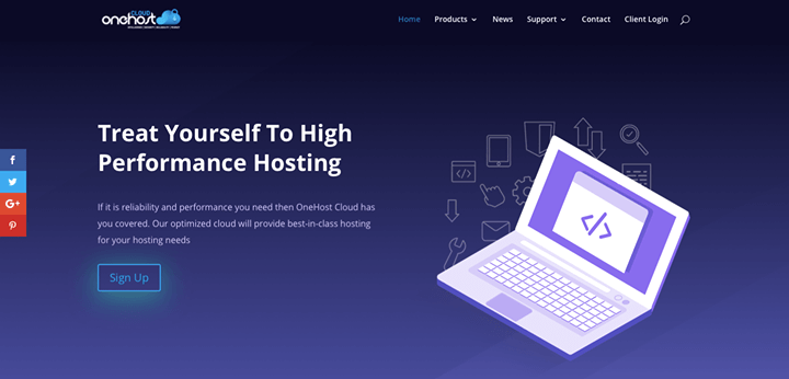 onehostcloud offshore hosting