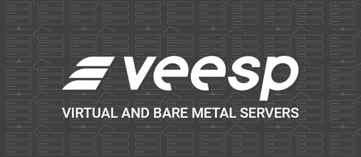 Veesp VPS hosting provider