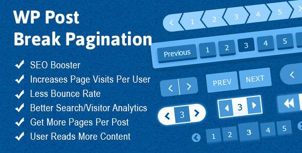 wp-post-break-pagination WordPress pagination